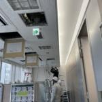 M銀行様 照明改修工事